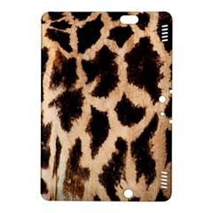 Giraffe Texture Yellow And Brown Spots On Giraffe Skin Kindle Fire Hdx 8 9  Hardshell Case by Nexatart