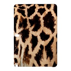 Giraffe Texture Yellow And Brown Spots On Giraffe Skin Samsung Galaxy Tab Pro 12 2 Hardshell Case by Nexatart
