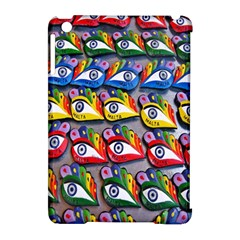 The Eye Of Osiris As Seen On Mediterranean Fishing Boats For Good Luck Apple Ipad Mini Hardshell Case (compatible With Smart Cover)