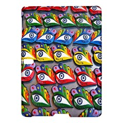 The Eye Of Osiris As Seen On Mediterranean Fishing Boats For Good Luck Samsung Galaxy Tab S (10 5 ) Hardshell Case  by Nexatart