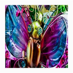 Magic Butterfly Art In Glass Medium Glasses Cloth