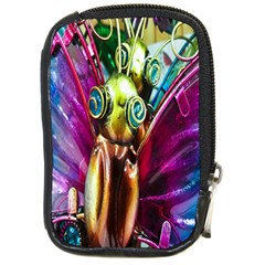 Magic Butterfly Art In Glass Compact Camera Cases by Nexatart