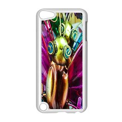 Magic Butterfly Art In Glass Apple Ipod Touch 5 Case (white)