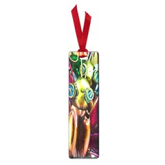 Magic Butterfly Art In Glass Small Book Marks by Nexatart