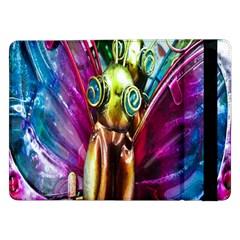 Magic Butterfly Art In Glass Samsung Galaxy Tab Pro 12 2  Flip Case