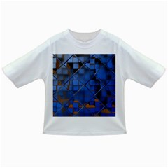 Glass Abstract Art Pattern Infant/Toddler T-Shirts