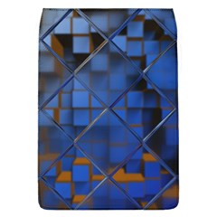 Glass Abstract Art Pattern Flap Covers (l)