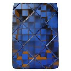 Glass Abstract Art Pattern Flap Covers (s)  by Nexatart