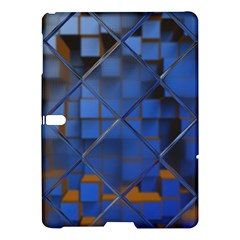 Glass Abstract Art Pattern Samsung Galaxy Tab S (10 5 ) Hardshell Case  by Nexatart