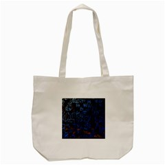Background Abstract Art Pattern Tote Bag (cream) by Nexatart