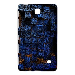 Background Abstract Art Pattern Samsung Galaxy Tab 4 (7 ) Hardshell Case  by Nexatart