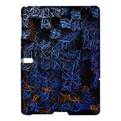 Background Abstract Art Pattern Samsung Galaxy Tab S (10 5 ) Hardshell Case  by Nexatart