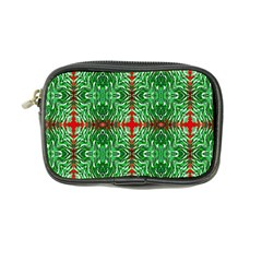 Geometric Seamless Pattern Digital Computer Graphic Coin Purse by Nexatart