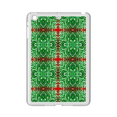 Geometric Seamless Pattern Digital Computer Graphic Ipad Mini 2 Enamel Coated Cases by Nexatart