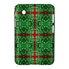 Geometric Seamless Pattern Digital Computer Graphic Samsung Galaxy Tab 2 (7 ) P3100 Hardshell Case