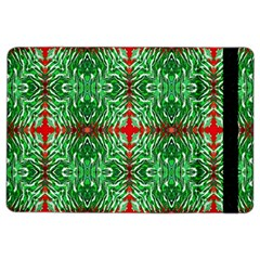 Geometric Seamless Pattern Digital Computer Graphic Ipad Air 2 Flip