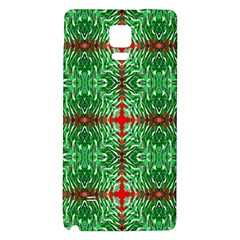 Geometric Seamless Pattern Digital Computer Graphic Galaxy Note 4 Back Case by Nexatart