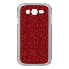 Bicycle Guitar Casual Car Red Samsung Galaxy Grand Duos I9082 Case (white) by Mariart