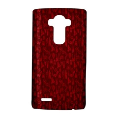 Bicycle Guitar Casual Car Red Lg G4 Hardshell Case by Mariart