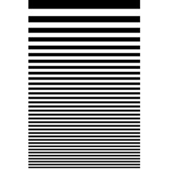 Black White Line 5 5  X 8 5  Notebooks by Mariart