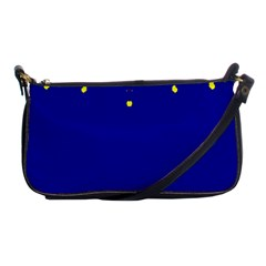 Critical Points Line Circle Red Blue Yellow Shoulder Clutch Bags by Mariart