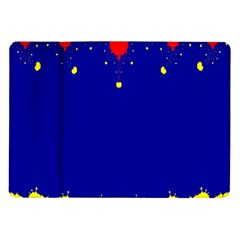 Critical Points Line Circle Red Blue Yellow Samsung Galaxy Tab 10 1  P7500 Flip Case by Mariart