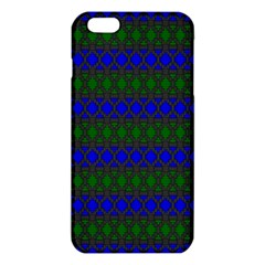 Diamond Alt Blue Green Woven Fabric Iphone 6 Plus/6s Plus Tpu Case by Mariart