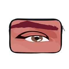 Eye Difficulty Red Apple Macbook Pro 13  Zipper Case by Mariart