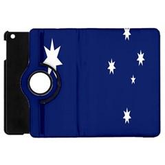 Flag Star Blue Green Yellow Apple Ipad Mini Flip 360 Case by Mariart