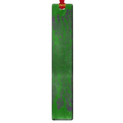 Dendron Diffusion Aggregation Flower Floral Leaf Green Purple Large Book Marks by Mariart