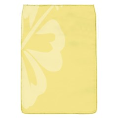 Hibiscus Custard Yellow Flap Covers (s)  by Mariart