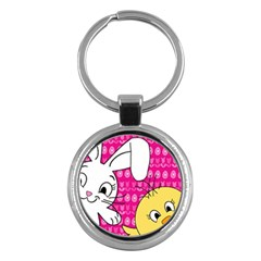 Easter Key Chains (round)  by Valentinaart