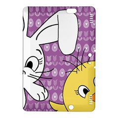 Easter Kindle Fire Hdx 8 9  Hardshell Case by Valentinaart