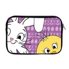 Easter Apple MacBook Pro 17  Zipper Case