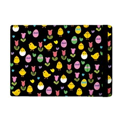 Easter   Chick And Tulips Apple Ipad Mini Flip Case by Valentinaart