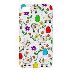 Easter lamb Apple iPhone 4/4S Hardshell Case