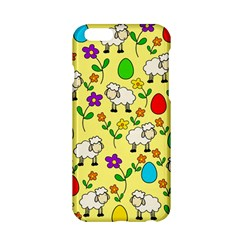 Easter Lamb Apple Iphone 6/6s Hardshell Case by Valentinaart