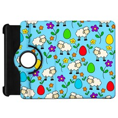 Easter Lamb Kindle Fire Hd 7  by Valentinaart