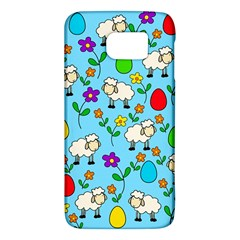 Easter Lamb Galaxy S6 by Valentinaart