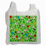 Easter lamb Recycle Bag (One Side) Front
