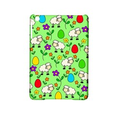 Easter Lamb Ipad Mini 2 Hardshell Cases by Valentinaart