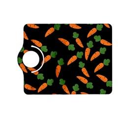 Carrot Pattern Kindle Fire Hd (2013) Flip 360 Case by Valentinaart