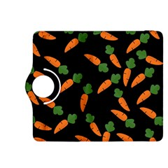 Carrot Pattern Kindle Fire Hdx 8 9  Flip 360 Case by Valentinaart