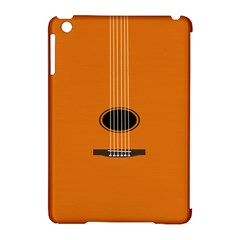 Minimalism Art Simple Guitar Apple Ipad Mini Hardshell Case (compatible With Smart Cover) by Mariart