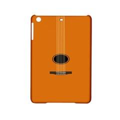 Minimalism Art Simple Guitar Ipad Mini 2 Hardshell Cases by Mariart