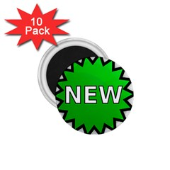 New Icon Sign 1 75  Magnets (10 Pack)  by Mariart