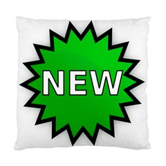 New Icon Sign Standard Cushion Case (one Side) by Mariart