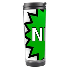 New Icon Sign Travel Tumbler by Mariart