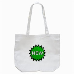 New Icon Sign Tote Bag (white) by Mariart