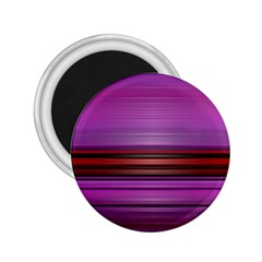 Stripes Line Red Purple 2 25  Magnets by Mariart